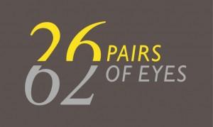 26 Pairs of Eyes