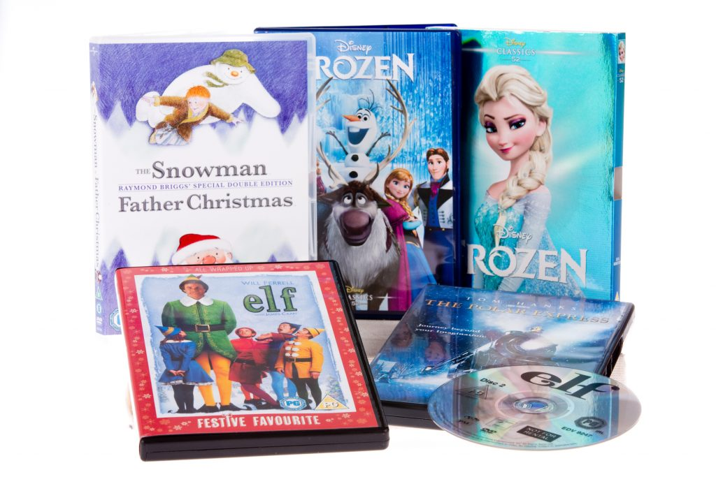 DvDs Christmas