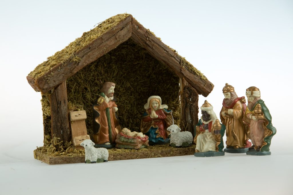 MC174.9.2001 Nativity scene