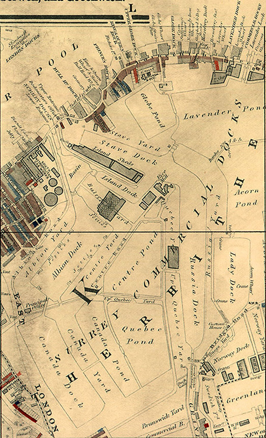 Mile9-map