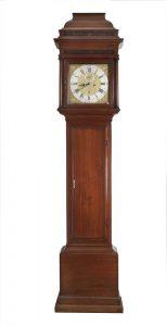John Ellicot, Longcase clock, c.1750 © The Foundling Museum