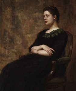 Let Them Be, Dear Husband   1904 by Rob Self-Pierson