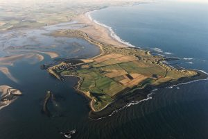 Holy Island of Lindisfarne - credit: Northumberland Coast AONB