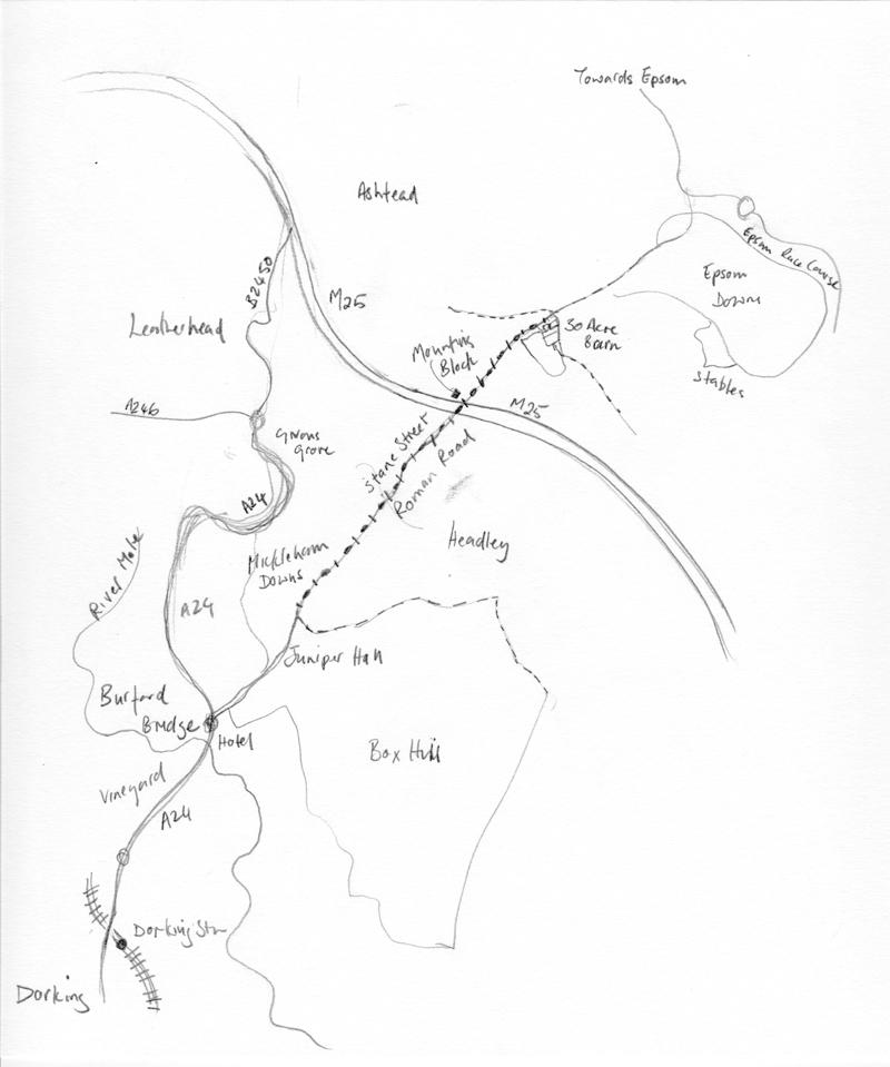 d-e-map