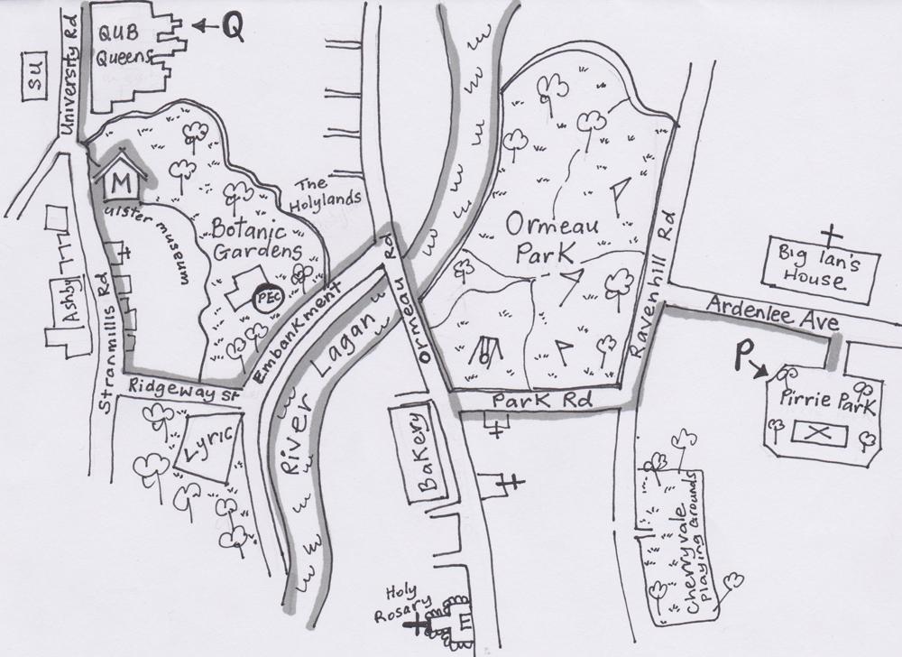 p-q-map