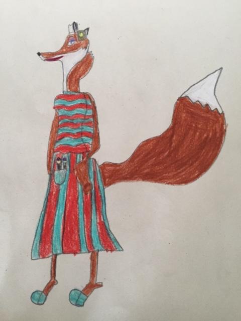 Mrs Fox (1)