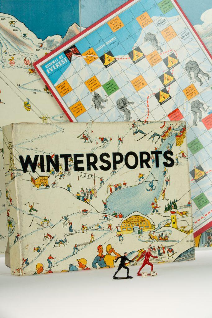 MC12986 & MC294.91 winter board games